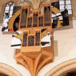 Orgues de la Stadtkirche de Bienne / CH