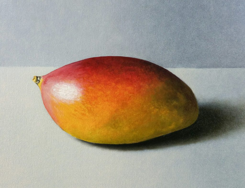 nature morte mangue huile