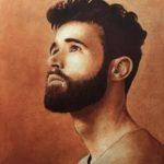 louis durungs portrait huile